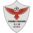 Frome Falcons PFC Logo